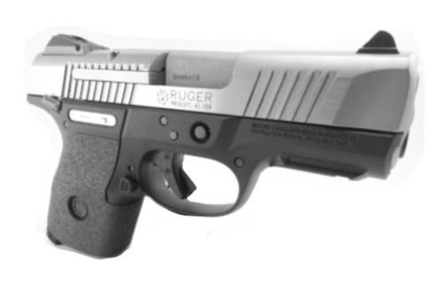 Ruger SR9c Granulate-Black
