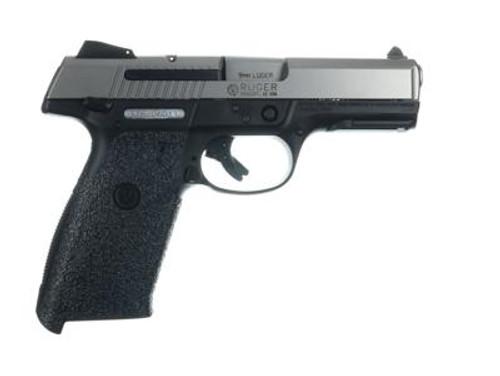 SR9, 9E, SR40, SR45 Full Size Rubber-Black