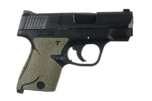 TALON Grips for Smith & Wesson M&P Shield (Shown in Rubber-Moss)