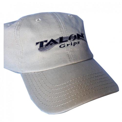 TALON Grips Logo Hat in Khaki