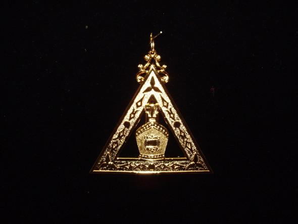 High Priest's Regalia Jewel