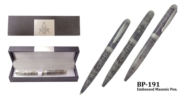 Masonic Craft Pen