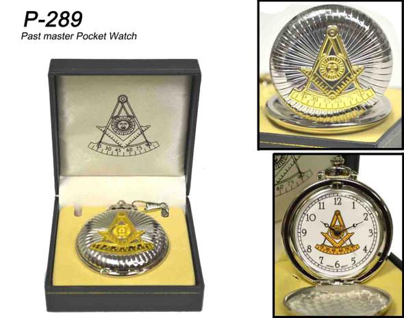 Past Master Pocket Watch