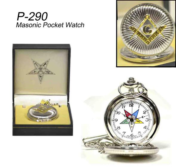 OES Gen Grand Craft Pocket Watch