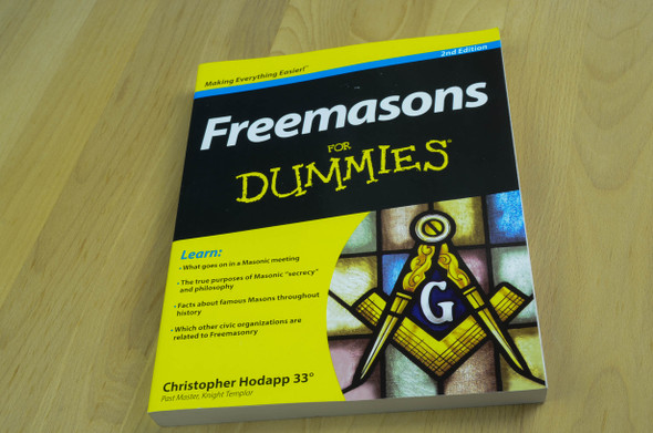 Freemasonry for Dummies ..