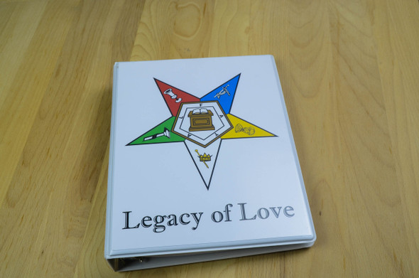 Legacy of Love- A Handbook for Worthy Matrons