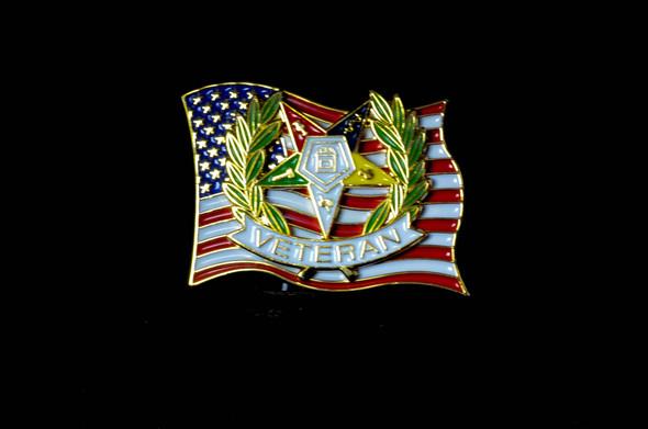 OES Veterans Pin