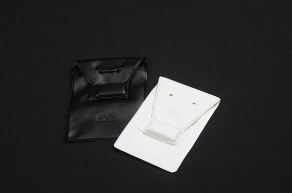 Magnetic Pocket Jewel Holder.  White or Black