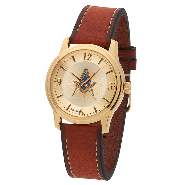 Blue Lodge Watch Collection  -msw102-tan
