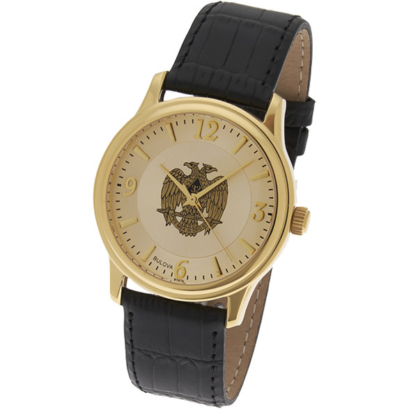Scottish Rite Watch Collection    -msw115