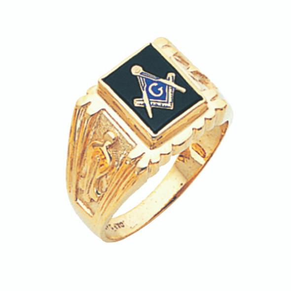 3° Stone Gold Ring - GLCS1131BL