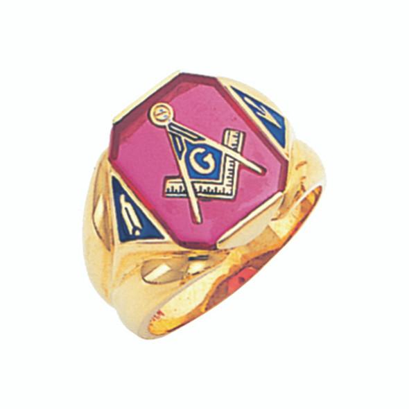 3° Stone Gold Ring - GLCS1147BL