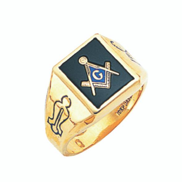 3° Stone Gold Ring - GLCS1154BL