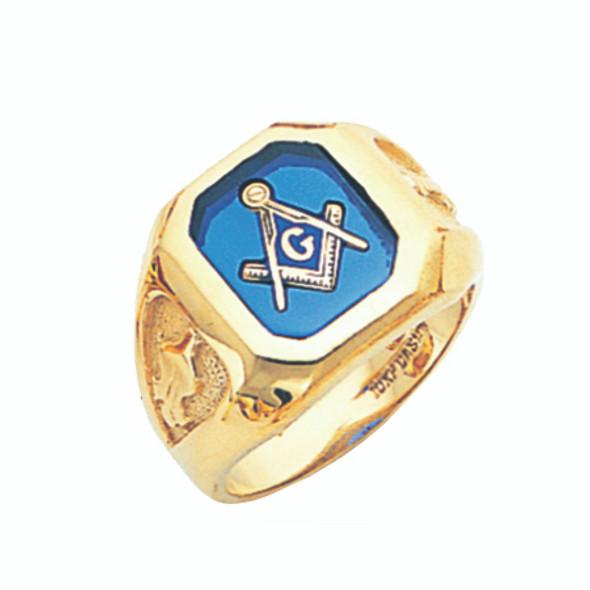 3° Stone Gold Ring - GLCS1155BL