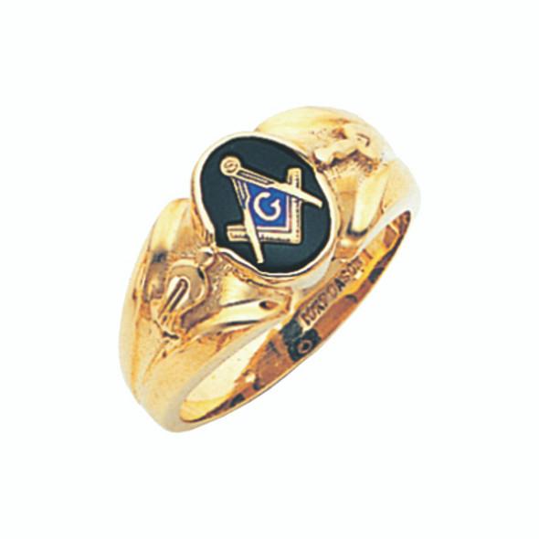 3° Stone Gold Ring - GLCS1158BL