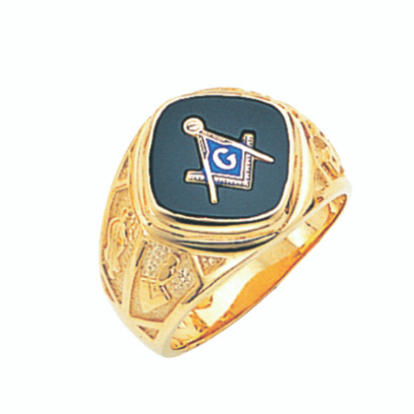 3° Stone Gold Ring - GLCS1159BL