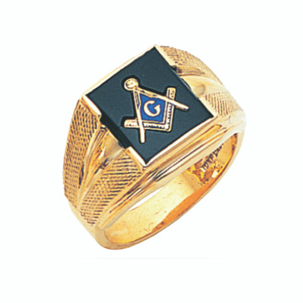 3° Stone Gold Ring - GLCS1167BL
