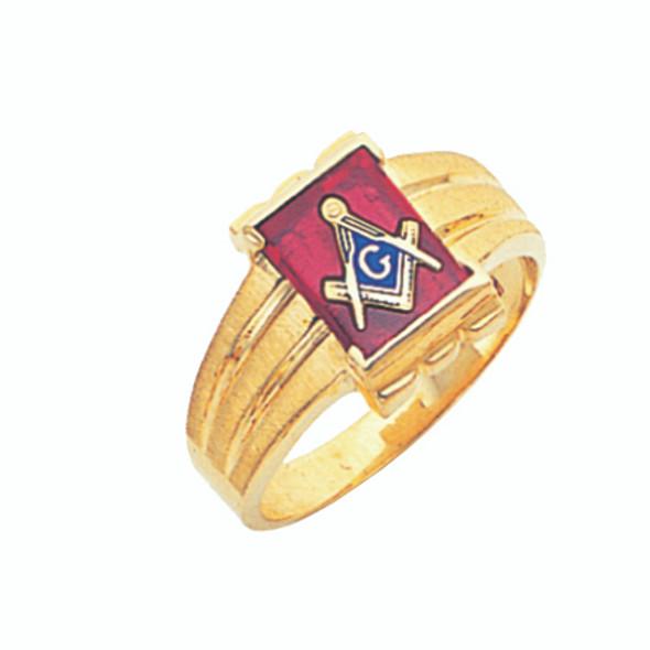 3° Stone Gold Ring - GLCS1170BL