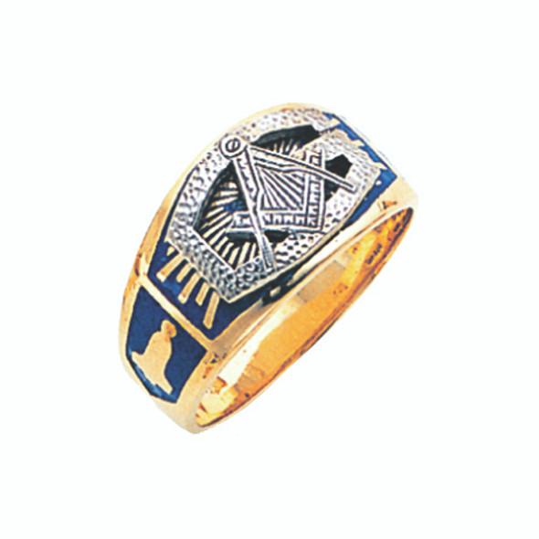 3° Gold Ring - GLC305BL