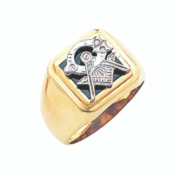 3° Gold Ring - GLC314BL