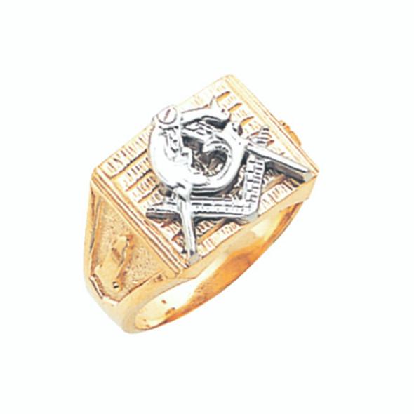 3° Gold Ring - GLC361BL