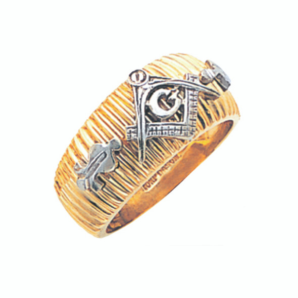 3° Gold Ring - GLC373BL