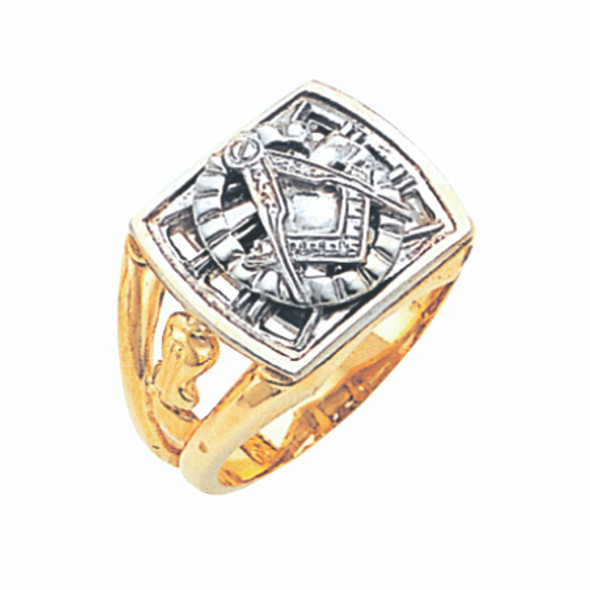 3° Gold Ring - GLC194BL