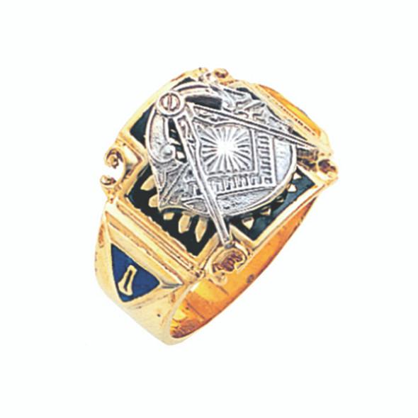 3° Gold Ring - GLC352BL