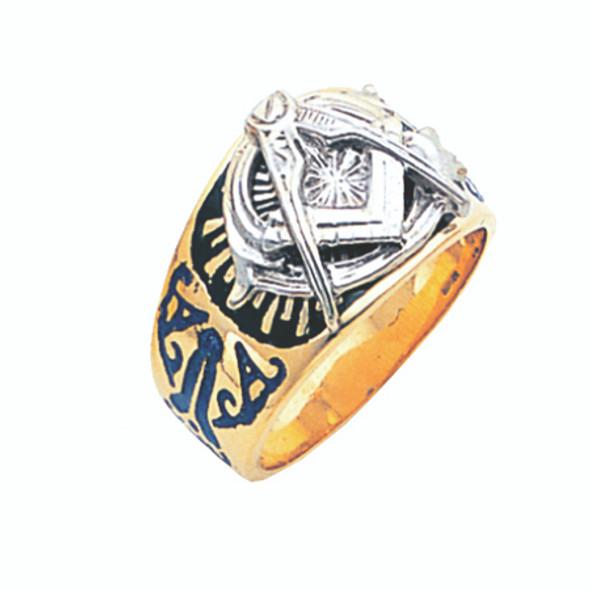 3° Gold Ring - GLC179BL