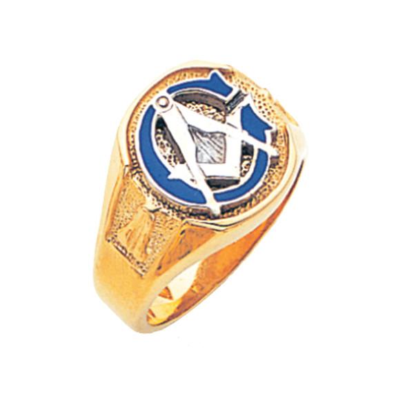 3° Gold Ring - GLC304BL