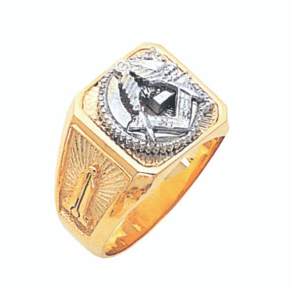 3° Gold Ring - GLC358BL