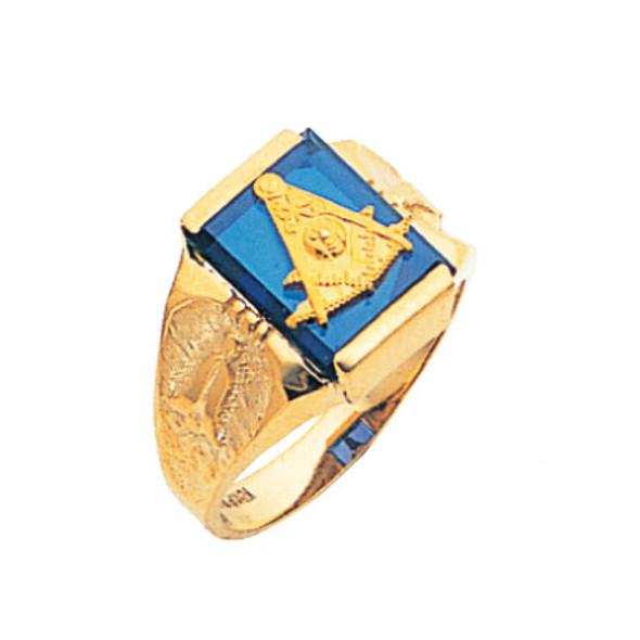 Past Master  Stone Rings - MAS60217PM