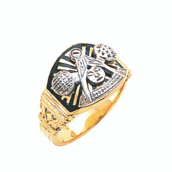 Past Master Gold Ring - GLC792015PM