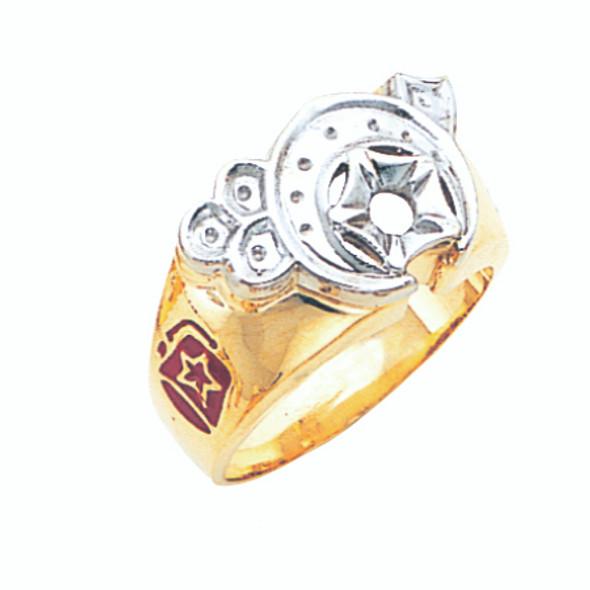 Shriners Ring - GLC392SH