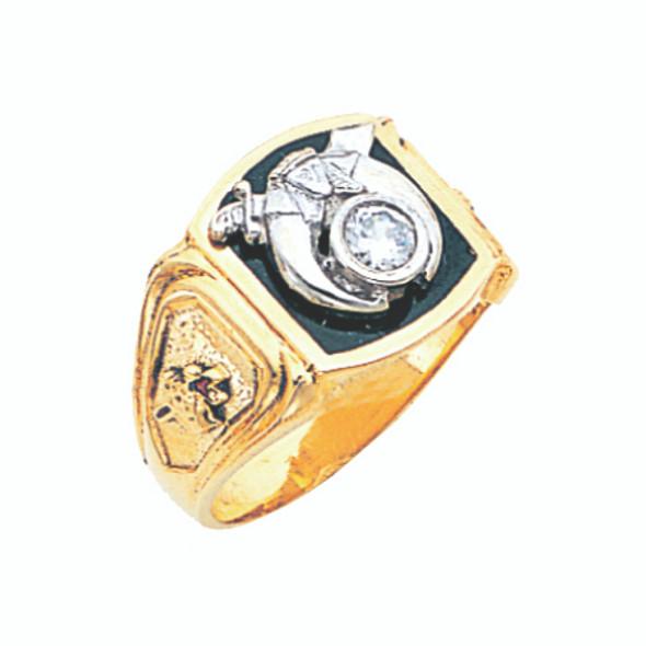 Shriners Ring - GLC565DKT/SH