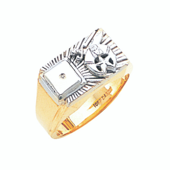 Shriners Ring - GLC568SH