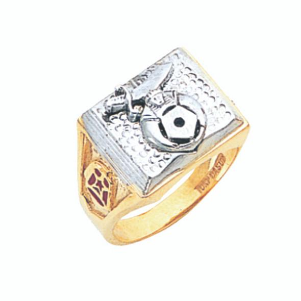 Shriners Ring - GLC603SH