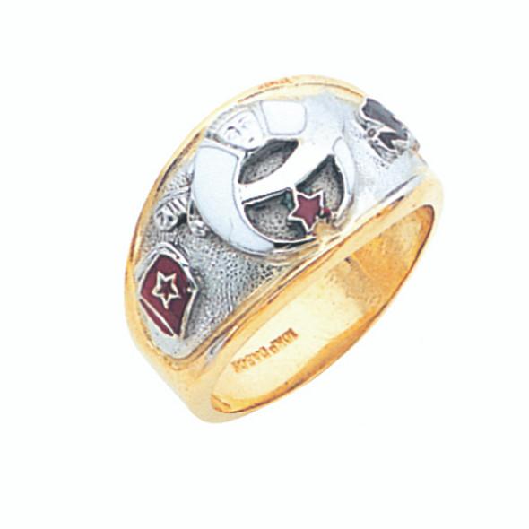 Shriners Ring - GLC643SH