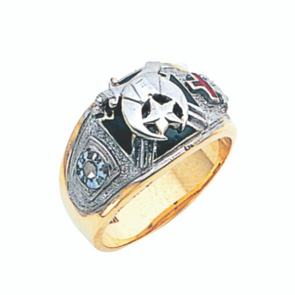 Shriners Ring - GLC645KTSH
