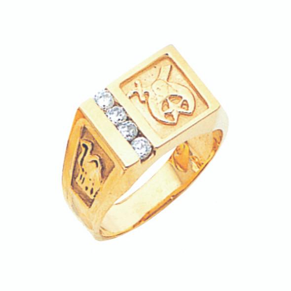 Shriners Ring - GLC792014SH