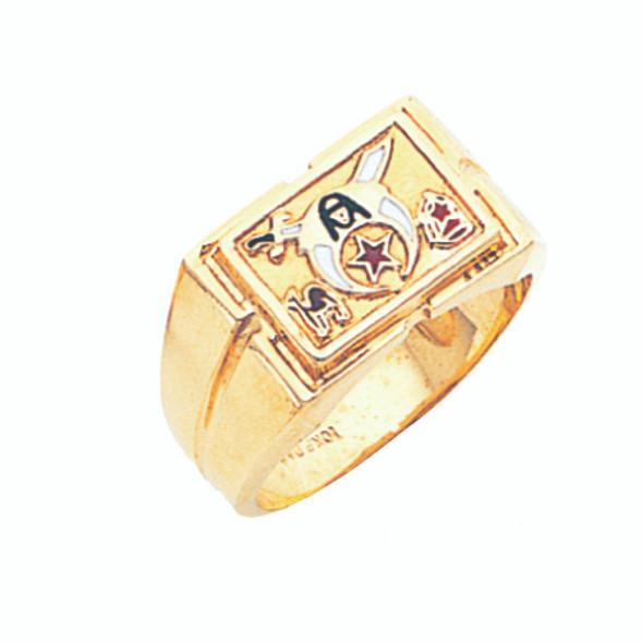 Shriners Ring - GLC901SH