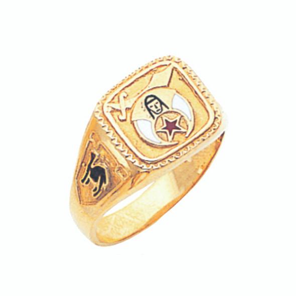 Shriners Ring - GLC977SH