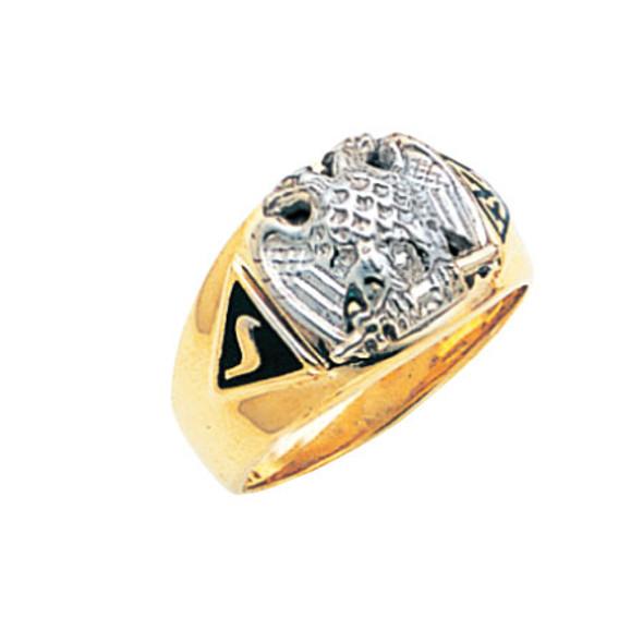 Scottish Rite Ring - MAS2348SR