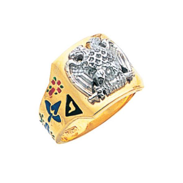 Scottish Rite Ring - MAS830SR
