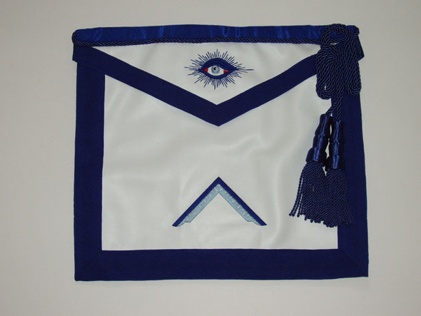 Complete Lodge Officers Apron Set