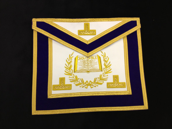 WI   Grand Chaplain Apron