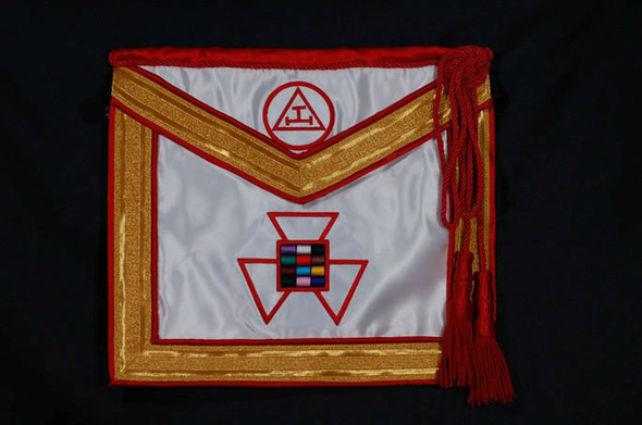 District Deputy Grand High Priest Apron