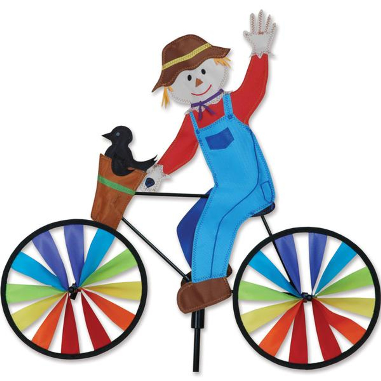 Scarecrow 20 In. Bike Spinner
