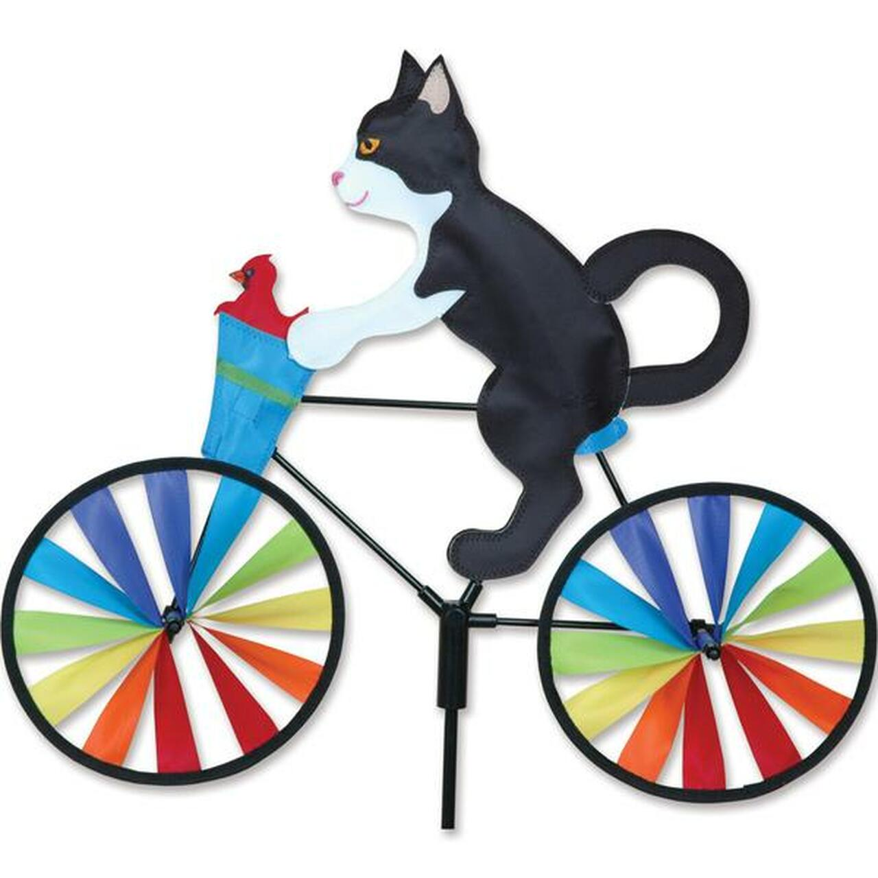 Tux Cat 20 In. Bike Spinner