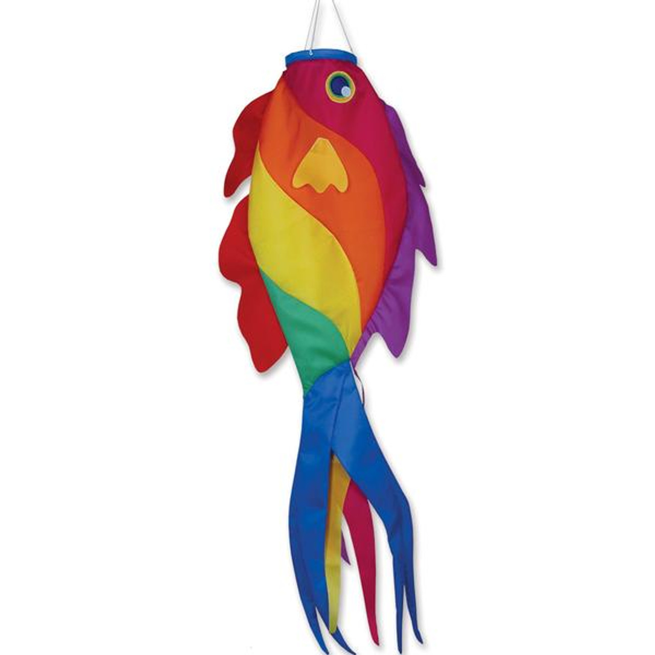 "52"" Rainbow Wrasse Windsock"